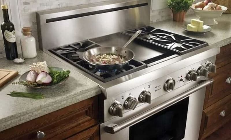 Best 36 Inch Gas Range 2020 Top Full Guide, Review