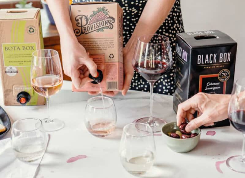 Best Boxed Wine 2020 Top Choice & Guide