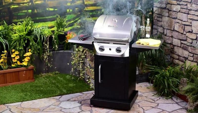 Top 10 Best 2 Burner Gas Grill Brand [NEW 2020]