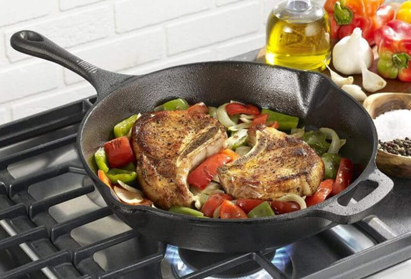 Top 10 Best Cast Iron Pan Brand - Buying Guide 2021