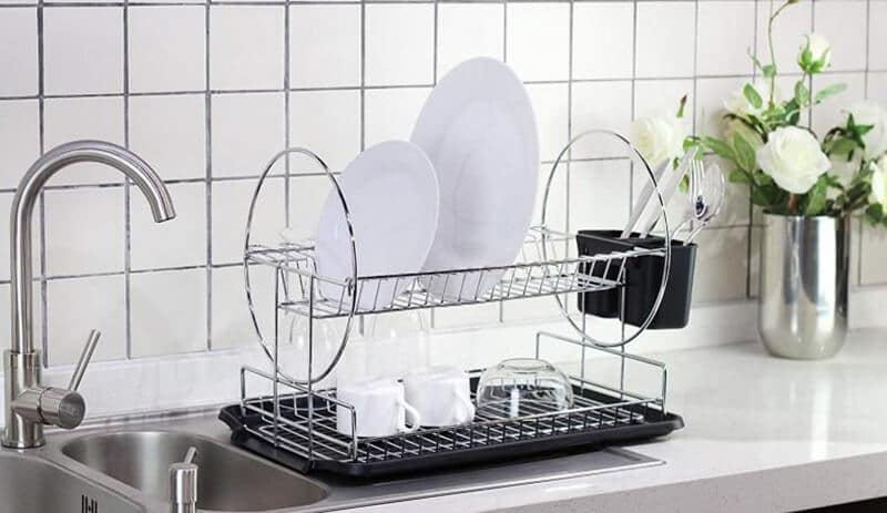 Best Dish Rack 2020 Top Full Guide, Review