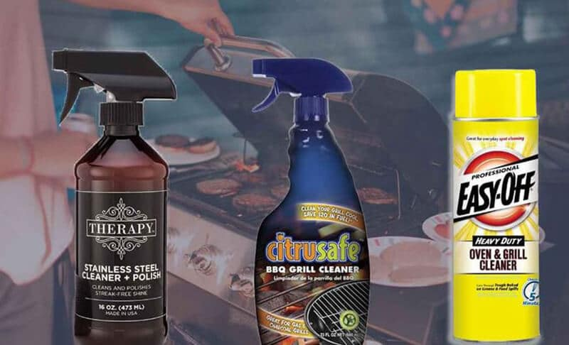 Best Grill Cleaner 2020 Top Full Guide, Review