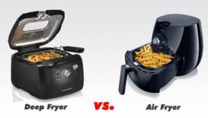 Air Fryer Vs Deep Fryer 2020 Top Full Guide