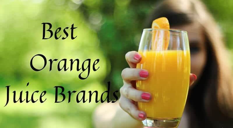 Best Orange Juice 2020 Top Brands Review