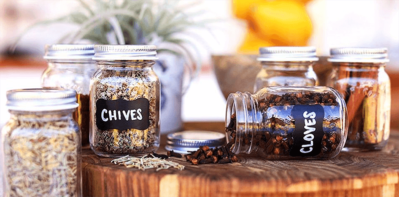 Buyer's Guide For Your Ideal Spice Jars
