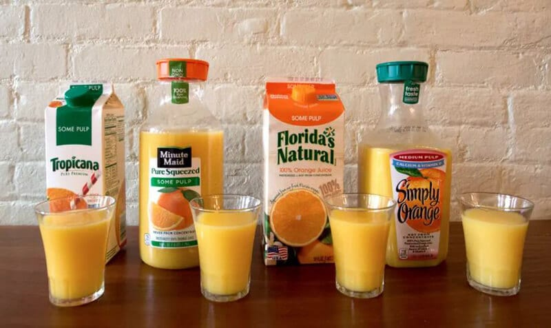 Top Rated 12 Best Orange Juices Brand