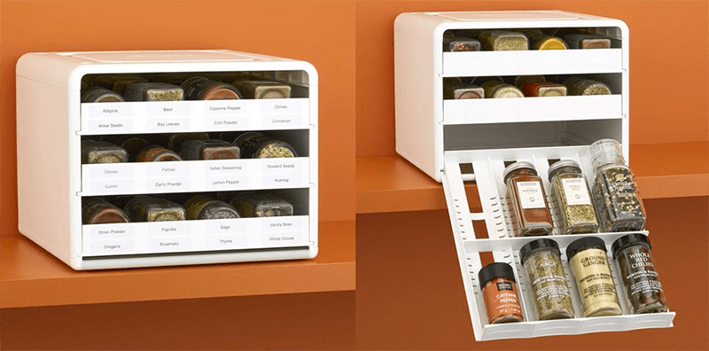 Top Rated 12 Best Spice Racks Brands