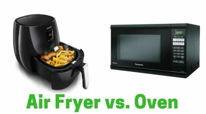 What is the difference between Air Fryer Vs Oven