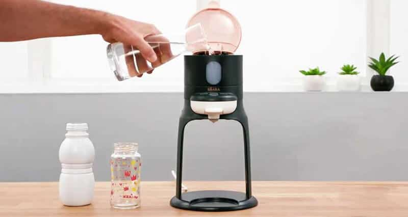 Advantages of Baby Bottles Makers