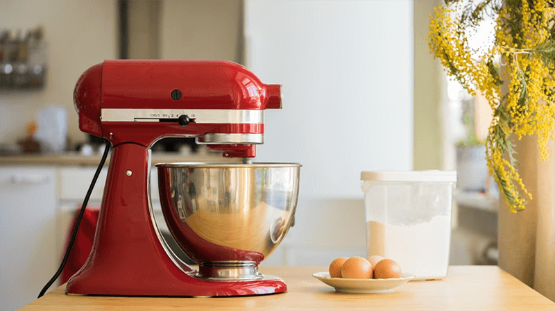 BREVILLE VS KITCHENAID MIXER