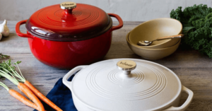 Ceramic Vs Porcelain Cookware