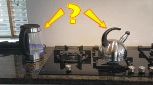 Electric Kettle Vs Stove
