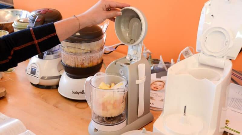 Guide to Choosing a Baby Food Maker