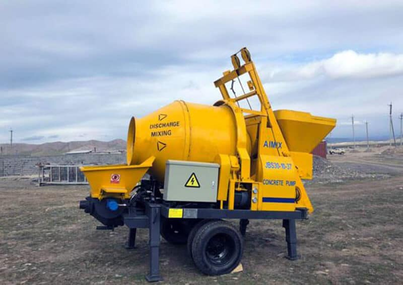 How To Purchase the Greatest Concrete Mixer