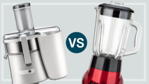 Juicer Vs Blender - Which IS Right For You
