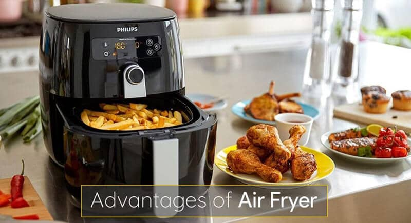So, What Are The Advantages Of Your Family Size Air Fryer