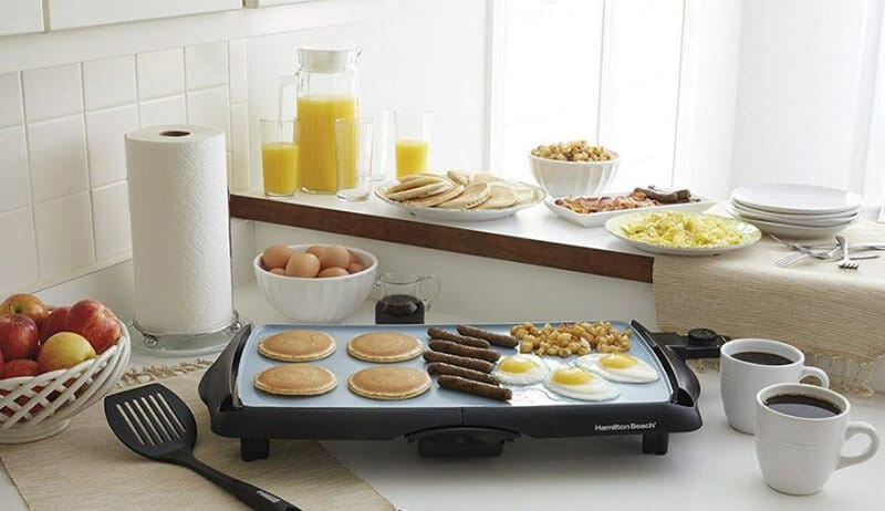 Things To Search For In Your Ceramic Electric Griddle