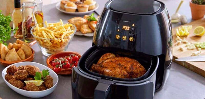 Top Rated 10 Best Air Fryers Under $100 Brand