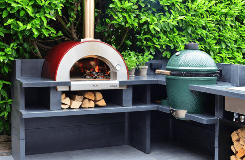 Top Rated 10 Best Outdoor Pizza Ovens Brands
