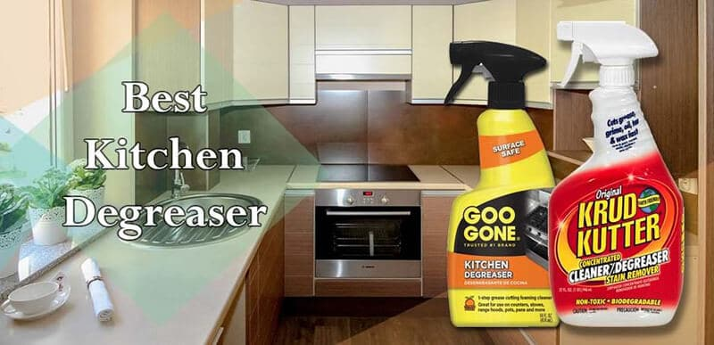 Top Rated 11 Best Cabinet Degreasers Brand