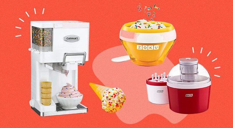 Top Rated 12 Best Commercial Ice Cream Machines Brand
