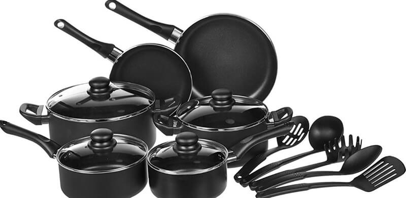 Top Rated 15 Best Chef Cookware Brand