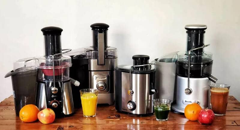 Top Rated 5 Best Breville Juicers Brand