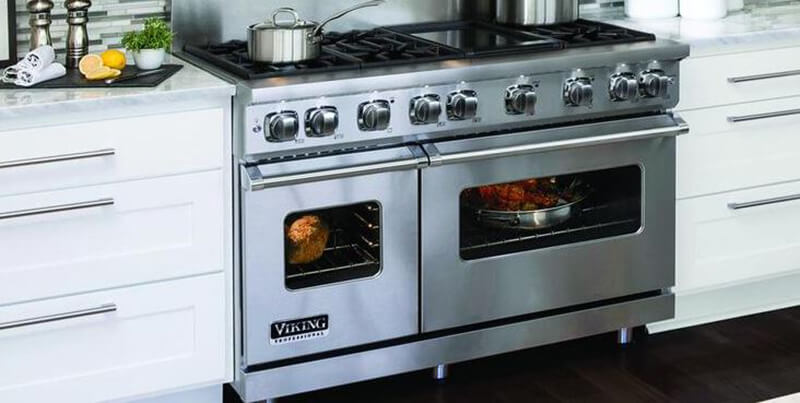 Top Rated 7 Best 48 Inch Gas Ranges Brand