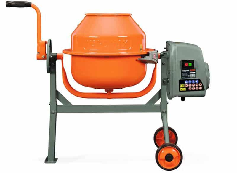 Top Rated 9 Best Concrete Mixers Brand