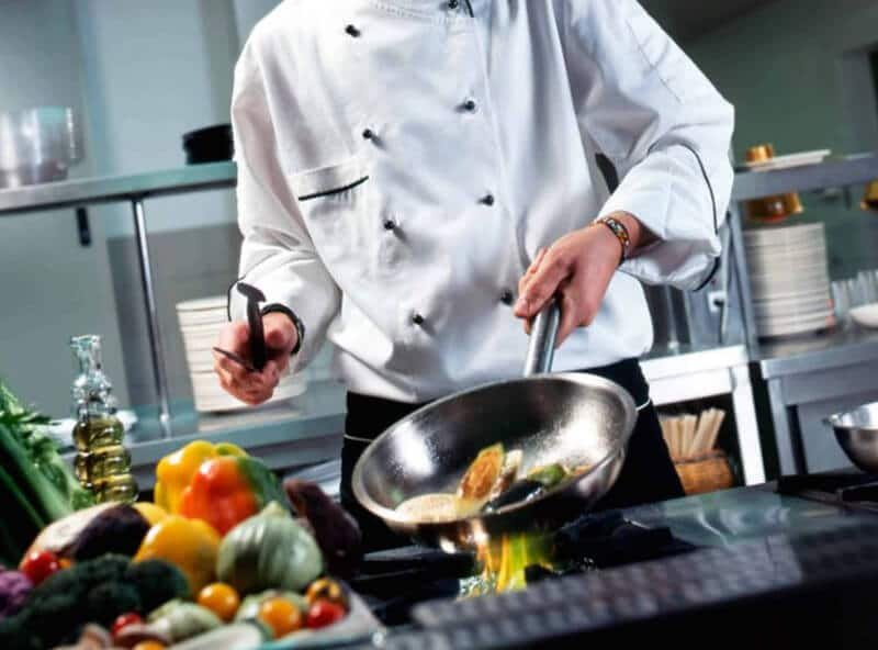 What Cookware Do Professional Chefs Utilize