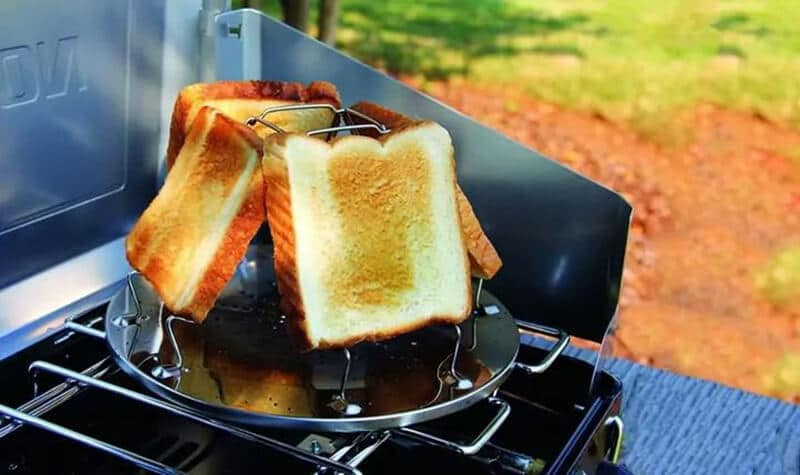 What's a CAMP TOASTER