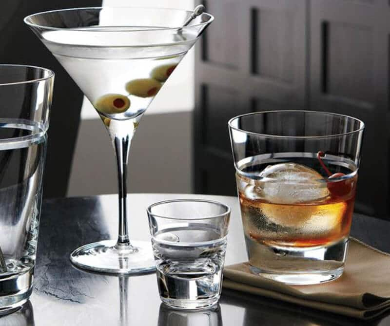 Why invest in different sorts of cocktail glasses