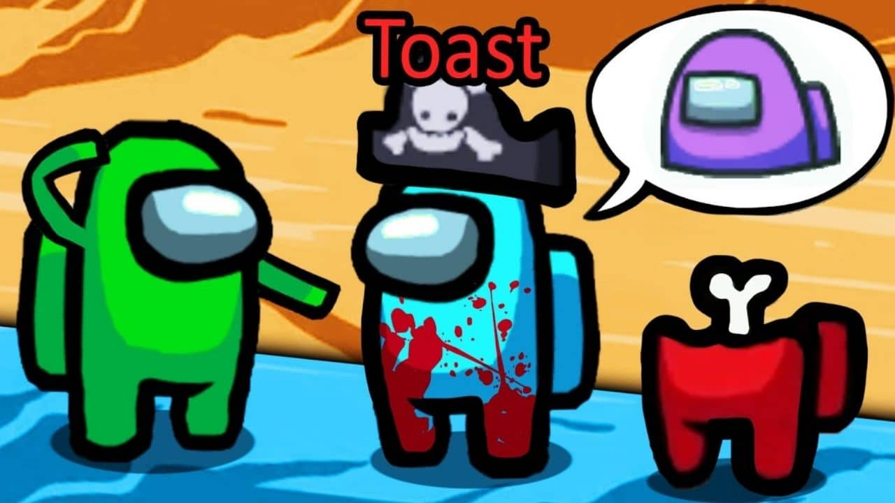 Toast Among Us