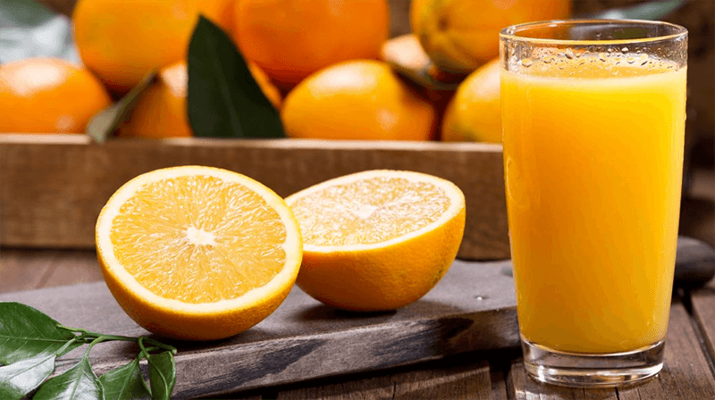 Benefits Of Drinking Fresh Juice Daily