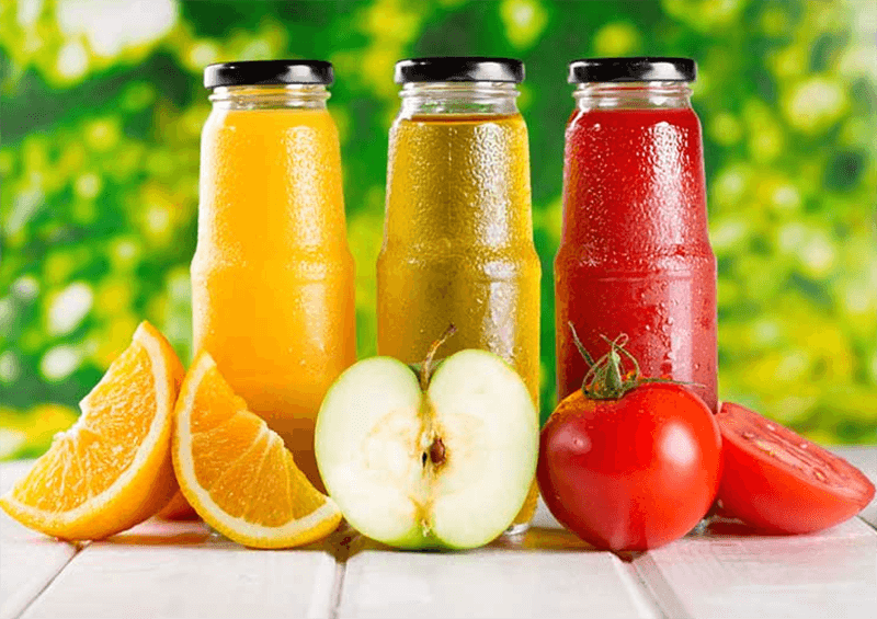How Long Would You Store Your Juice