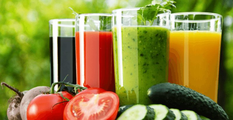 Things To Consider When Storing Juice