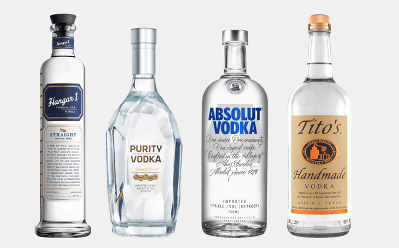 Top Rated 19 Best Cheap Vodka Brands