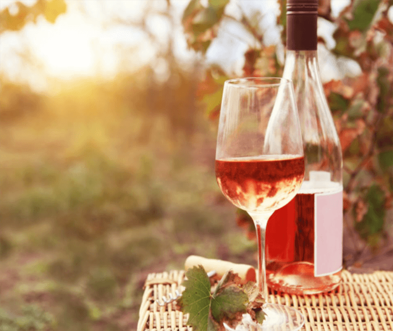 What's Rosé Wine Made