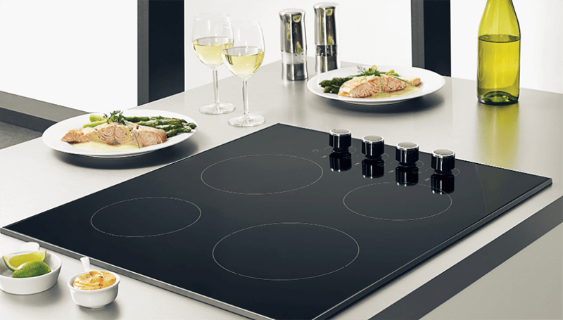 What's an induction cooktop
