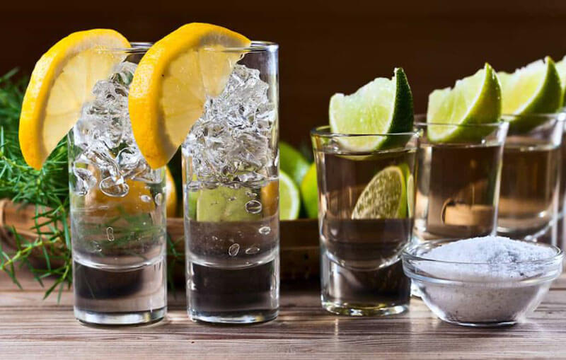Differences Between Tequila And Vodka