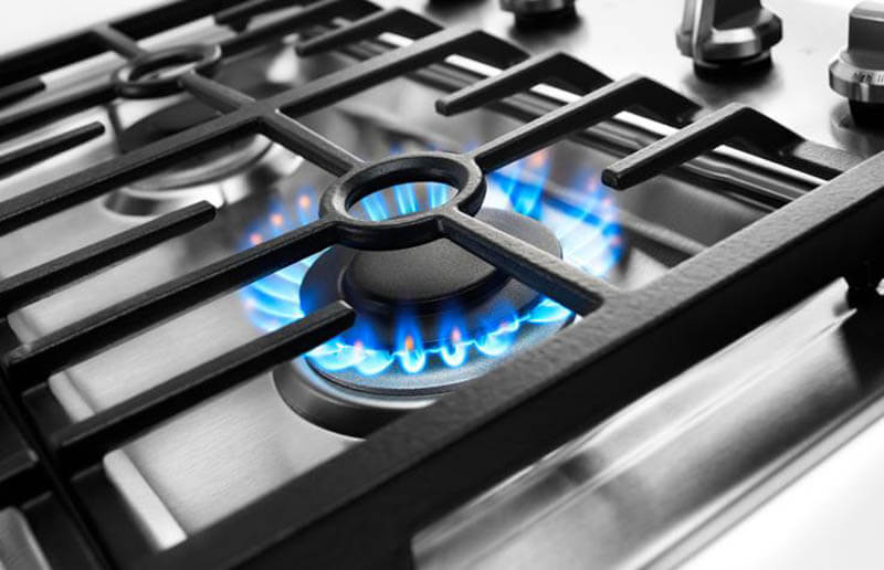 Gas Cooktops Response Rate