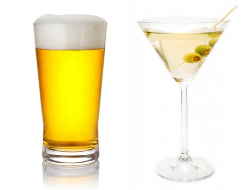 Vodka vs Beer - A Closer Look in Their Differences